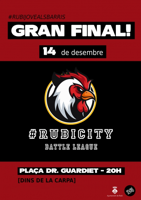 Gran Final RBL, 14 de desembre, pl Doctor Guardiet